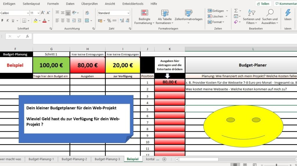 projektmanagement-mini-social-projekt-Planer