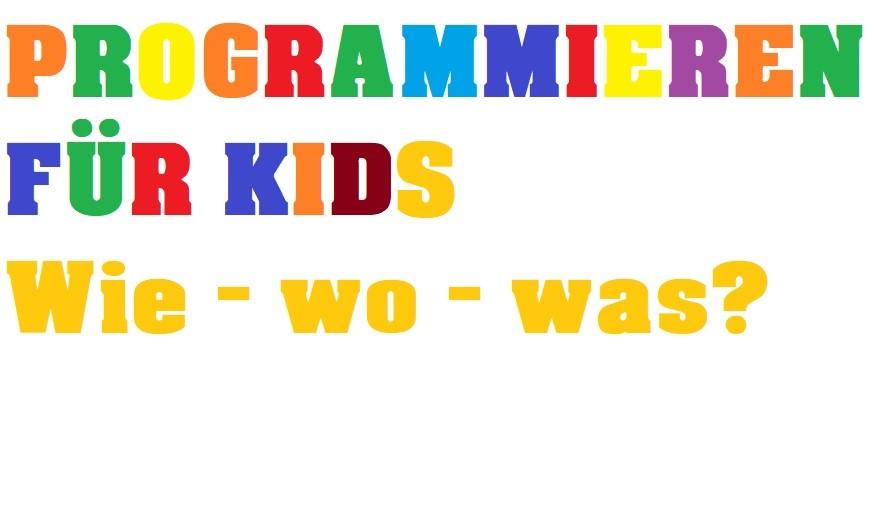 programmieren für kids